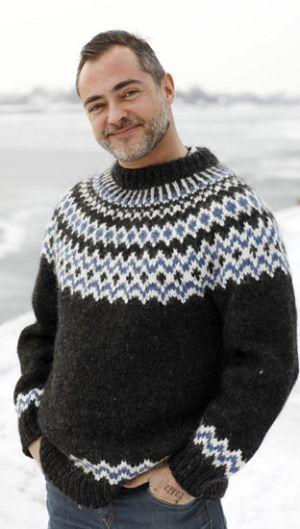 Strik en sweater mage til Bonderøvens | Familie Journal