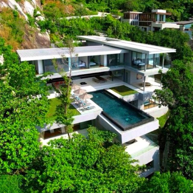 Wohnung, Häuser House, Rund Ums, Ideen Rund, Ums Haus, Coole Architektur,  Interessante Architektur, Wohnen Architecture, Natur 01