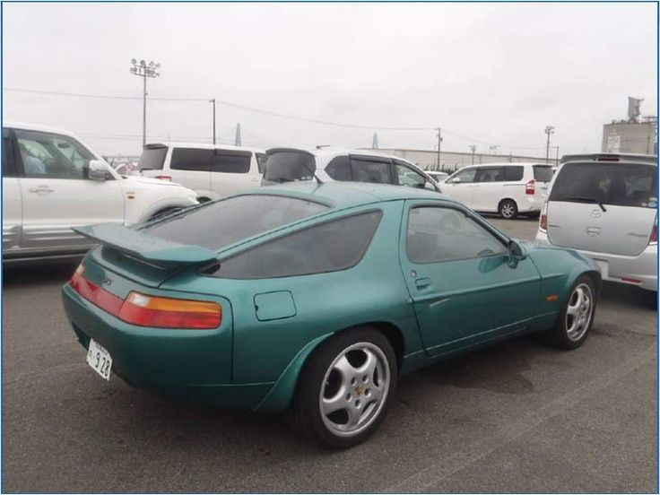 Used PORSCHE 928 for sale at Pokal – Japanese Used Car Exporter Pokal