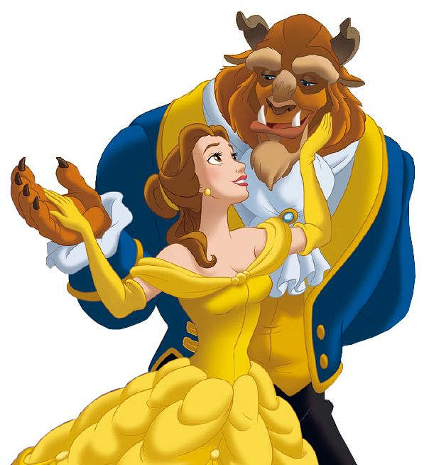 Princess Belle Gohana Recommended: Belle & Beast From Disney's Beauty & The Beast