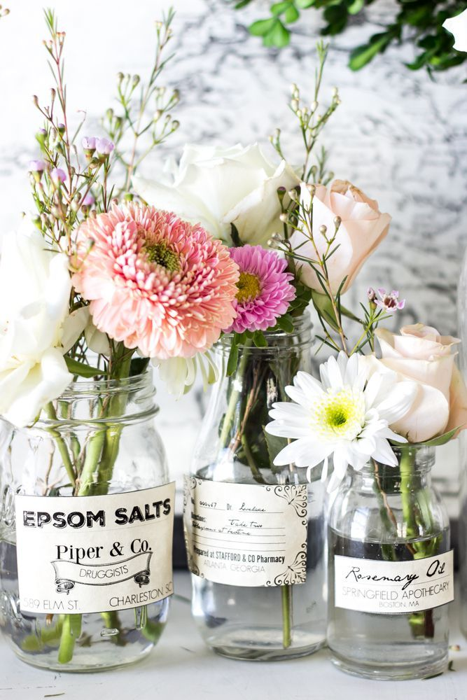 25 Beautiful Flower Crafts for Spring 222
