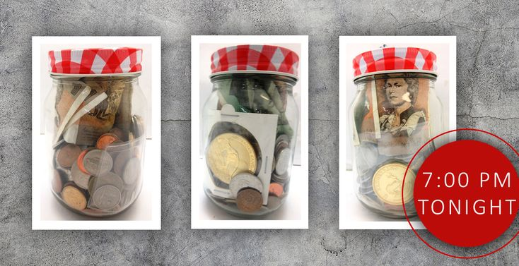 There are numerous mixed jars containing Australian and foreign notes, ingots, coins and tokens up online in the Coins, Banknotes and Stamps Online Auction and going under the hammer soon! 👉