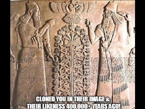 How The Annunaki Created Humans As A Slave Species To Mine #Gold 400.000+ years ago feat Mark Passio - YouTube