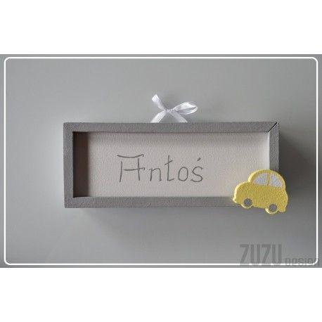 Mini tabliczka Antoś