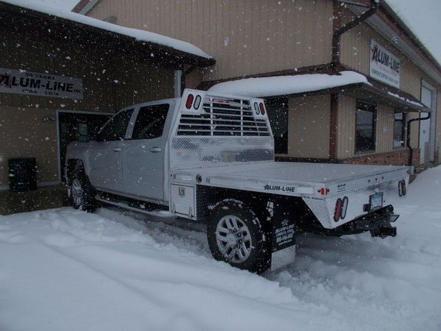 Custom All Aluminum Trailers Truck Bodies Boxes For Sale Alum
