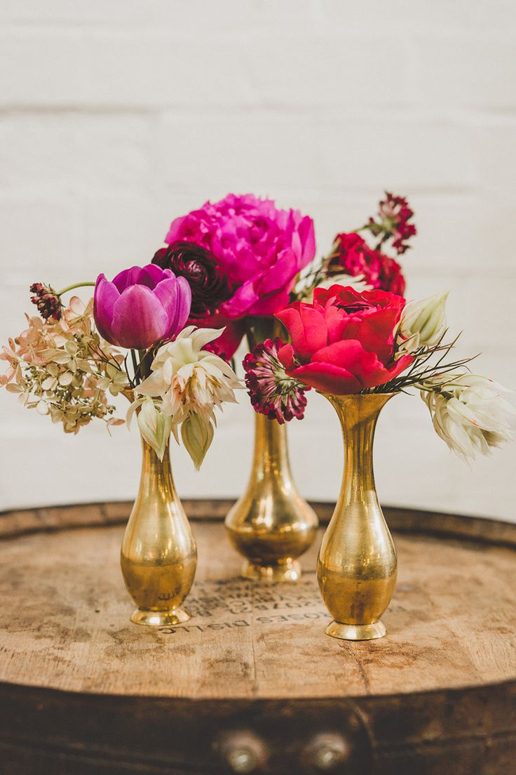 Bold florlas for this swanky Engagement Shoot styled for The Not Wedding - Jason Hales Photography