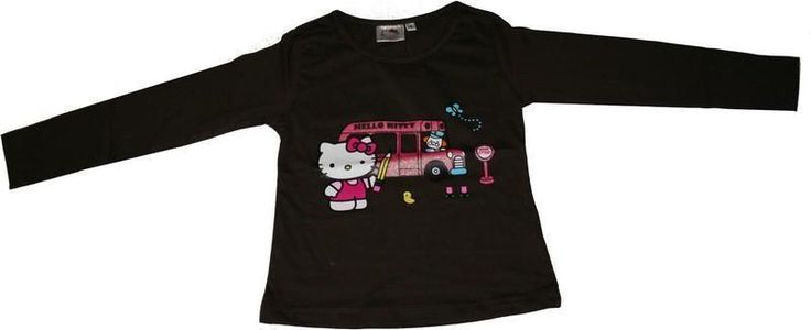Tee - Shirt Hello Kitty ref 121