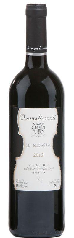 Domodimonti low sulfite wine
