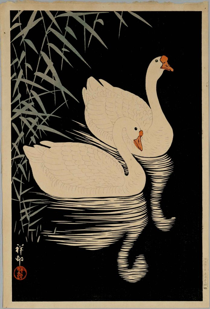 Barry Rosensteel Japanese Print Collection