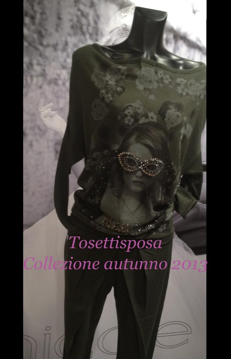 Sono arrivate le Collezioni pret a porter Autunnali!! Tutte le foto sul sito o sull'Official Page...  Www.tosettisposa.it  http://www.facebook.com/tosetticomo?ref=ts