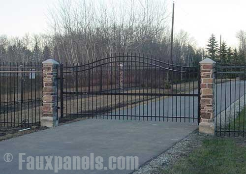 9 Best Black Victorian Farm House Iron Fence Images On
