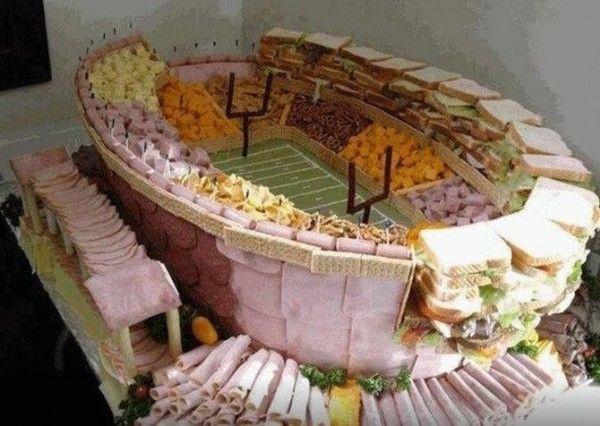 Bon appétit #Superbowl