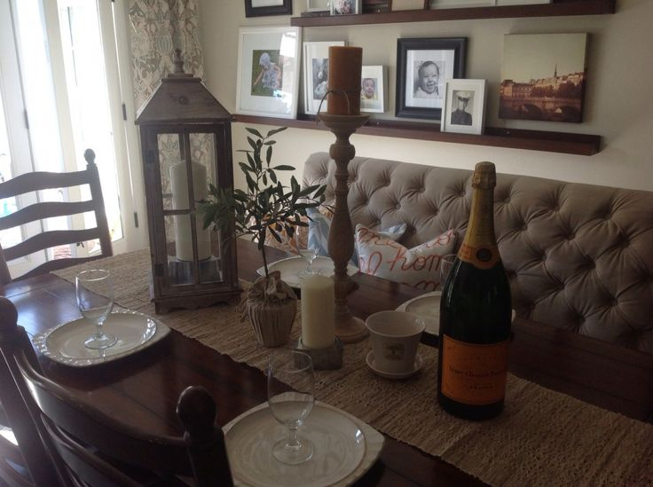 Kid Friendly Dining/Family Room by Heather S.
