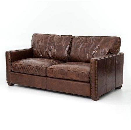 The 25+ Best Distressed Leather Sofa Ideas On Pinterest | Distressed Leather  Couch, Modern Family Style Man Cave And Brown Man Cave Furniture Part 50