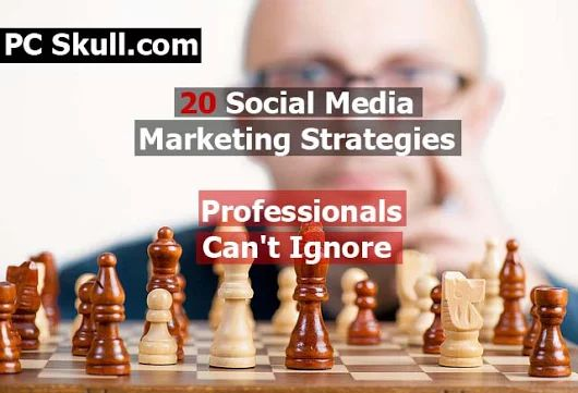 Social Media Marketing Strategy to promote business and generating revenues. Get more info. here http://www.pcskull.com/20-social-media-marketing-strate... - James Paige - Google+