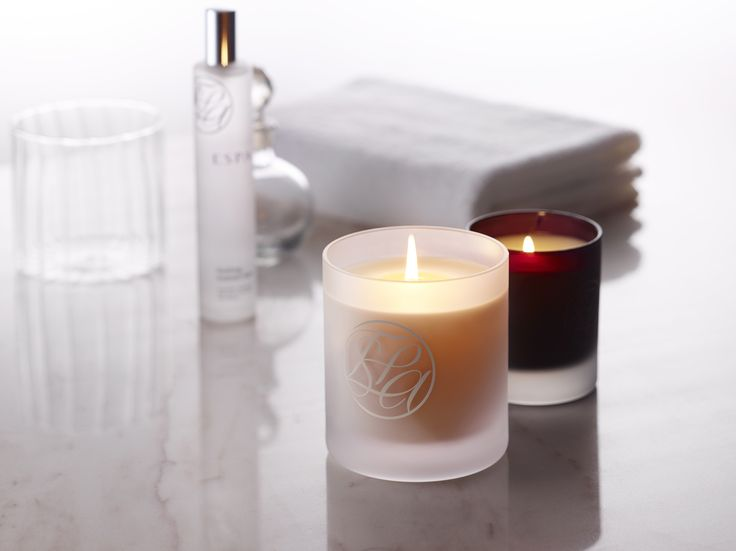 Bring some relaxation to your home with ESPA Candles