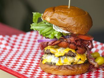 The best burger restaurants in Los Angeles - (Kat - I mean, we just have to)
