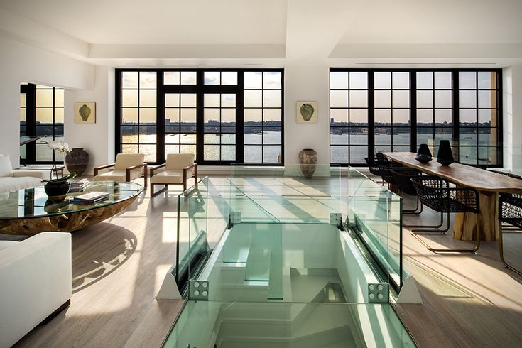 Stunning Sky Garage Penthouse in New York City Includes Private Elevator For Your Car