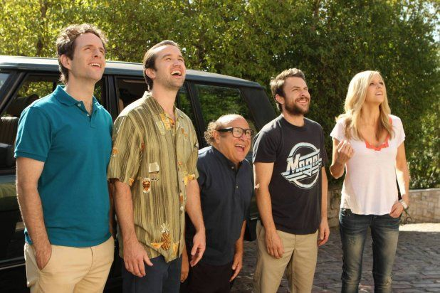 """... , """"It's Always Sunny in Philadelphia"""" recently got picked up for more seasons, meaning it will run until at least season 12, making it the longest running live comedy show in history. Description from hollywoodnewsdaily.com. I searched for this on bing.com/images"""