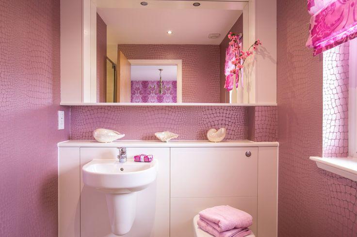 Pink En-suite