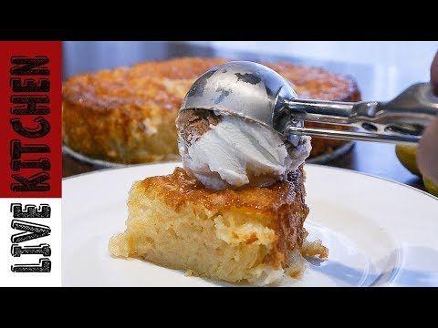 Η πιο Λαχταριστή Σιροπιαστή Λεμονόπιτα αφρός Πατσαβουρόπιτα - Lemon Pie - YouTube