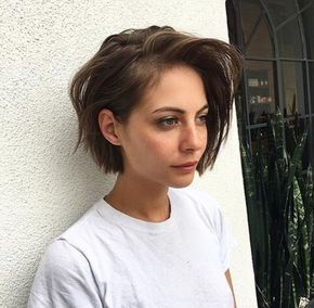 This HAIR short cropped haircut More