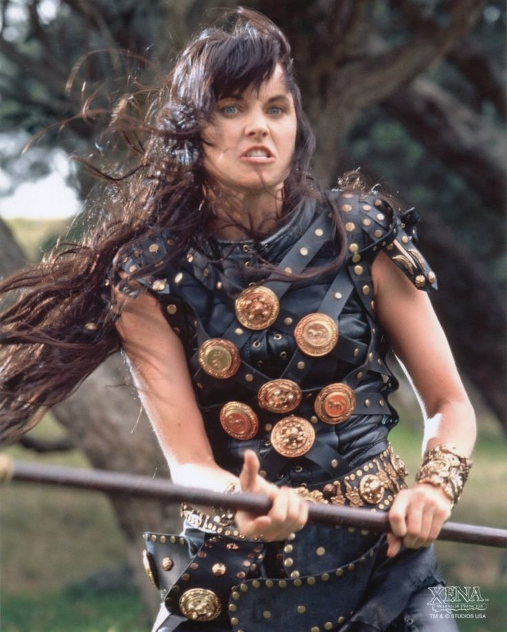 Empress Xena battle gear (WFC) --- Xena Warrior Princess