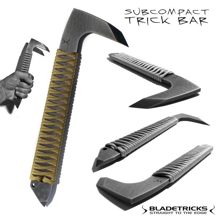 Bladetricks Subcompact Trick Bar EDC tacticla multitool
