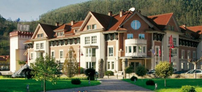 Gran Hotel Balneario Hotel Viajar Por Espana