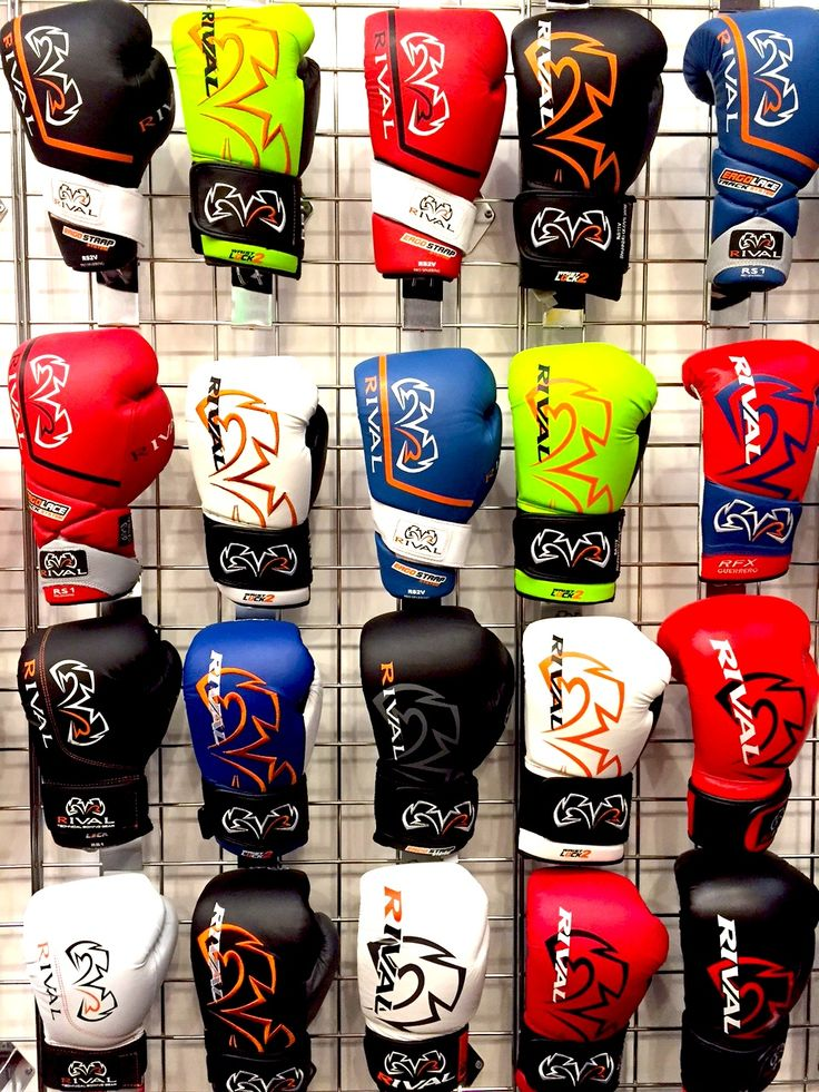 Rival Boxing Gloves  Stock.. #boxing_gloves
