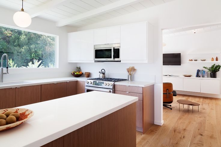 these are semi-handmade kitchen cabinets on the bottom (the wooden ones). What kind of hardwood is this?