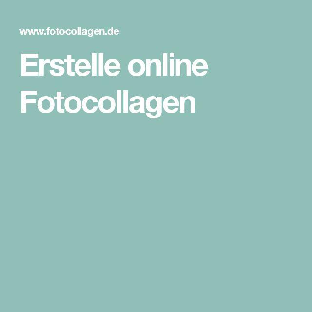 Erstelle online Fotocollagen