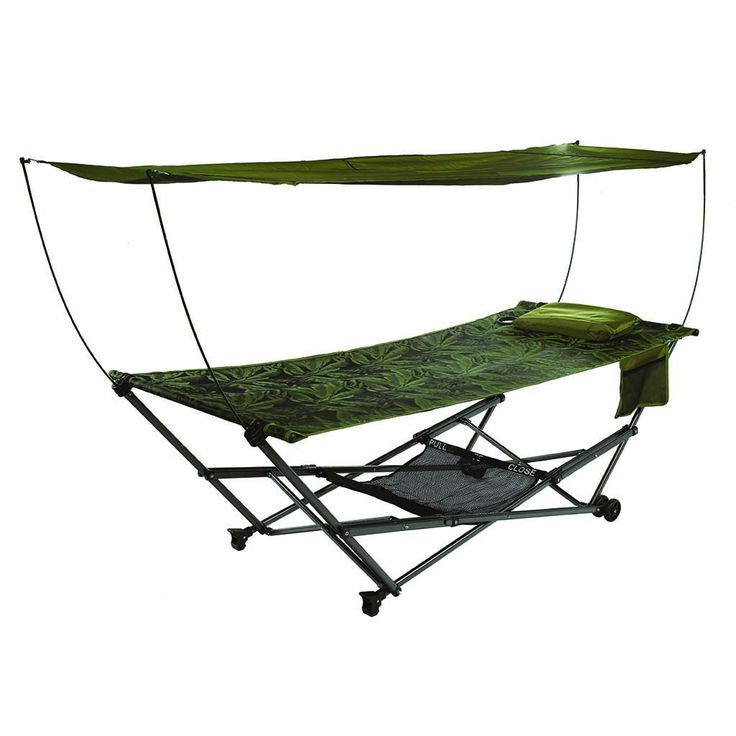 STOW-EZ Portable Hammock + Stand with Canopy Fern Bliss Hammocks  sc 1 st  Pinterest & Best 25+ Hammock with canopy ideas on Pinterest | Camping tent ...