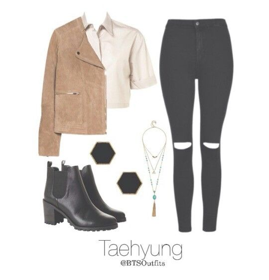 Outfit of Taehyung