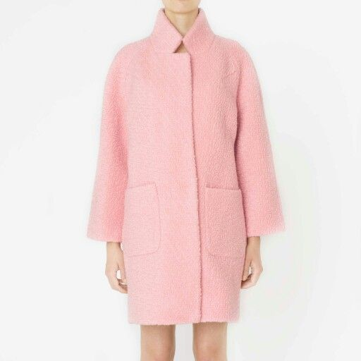 Ganni pink coat Spring Must Have   Www.kakao.co.k