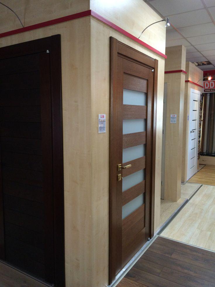 Część ekspozycji drzwi