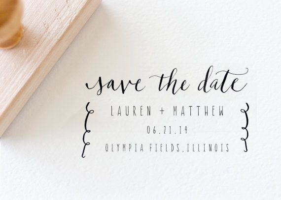 Best 25 Calligraphy Save The Dates Ideas On Pinterest