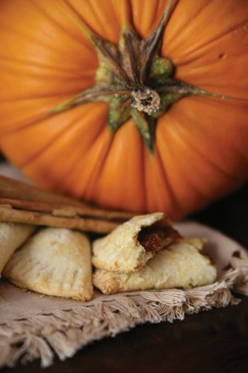 Empanadas de calabaza  Receta | latina | latino | empanadas | otoño |