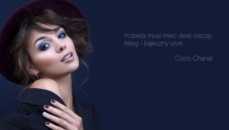 Paulina Krupińska nową twarzą Wibo! #krupinska #paulinakrupinska #misspolonia #cocochanel #girl #hat #makeup #wibo #cosmetics #kosmetyki