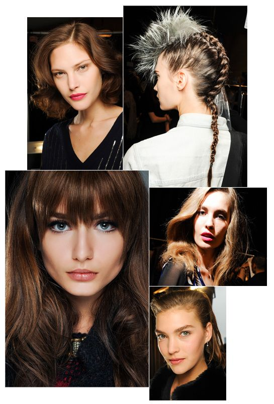 114 best 2014 hairstyles images on pinterest hairdos 2014