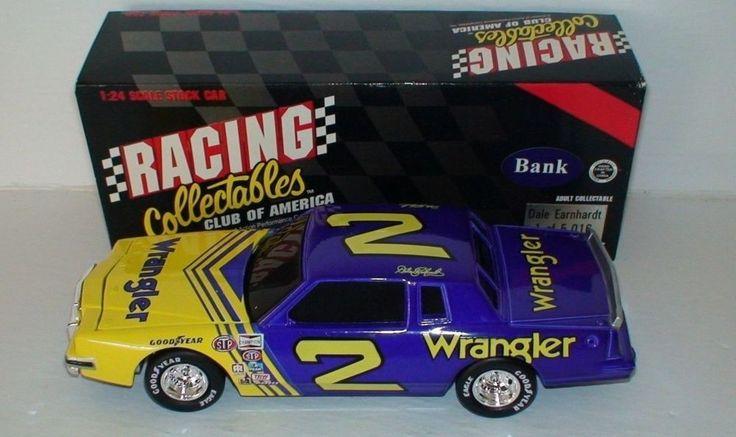 Dale Earnhardt Wrangler #2 Pontiac 1981 Nascar Collectible 1:24 Rare #Action #Pontiac
