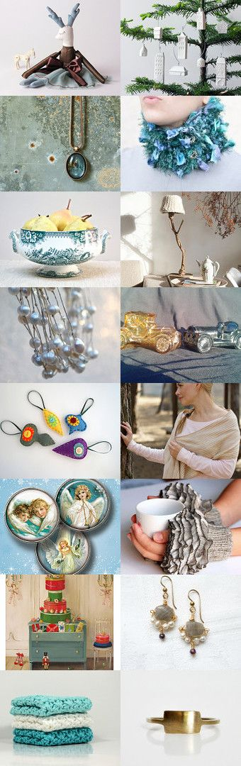 Holiday by Irina Demina on Etsy--Pinned with TreasuryPin.com