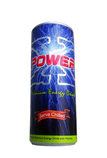 X Power - Energy Drink Can