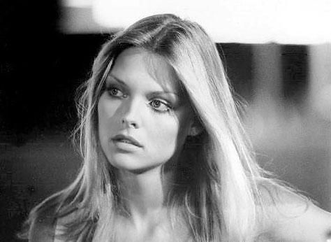 Michelle Pfeiffer / Actress / Black & White Photography