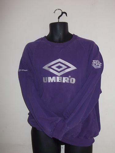 90s purple Umbro sweatshirt
