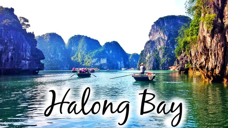 Don't miss a cruise in Halong Bay Vietnam