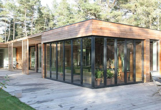 'Bergman-Werntoft House' by Johan Sundberg Arkitektur (SE) @ Dailytonic
