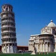 Pisa, torre inclinada de pisa