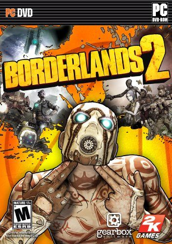 "Borderlands 2 ""video Games"""