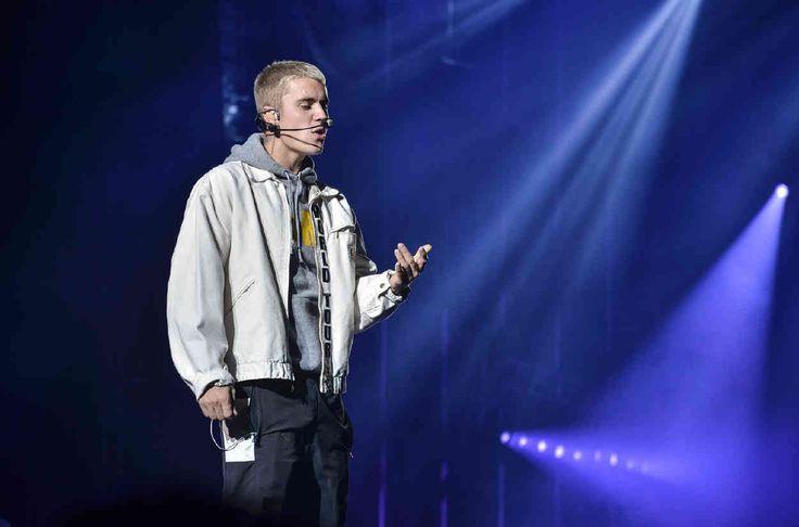 Justin Bieber deleitó a los 'beleibers' en El Campín, Bogotá, Colombia